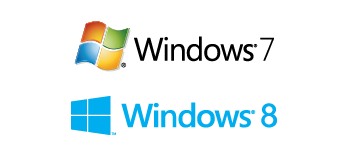 Windows 10, 8, 7, Vista